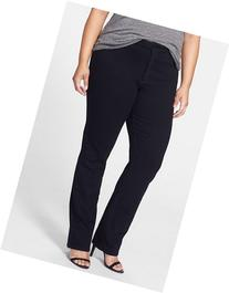 Plus Size Women's Nydj 'Marilyn' Stretch Straight Leg Jeans