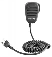 Cobra PMR-SM Lapel Speaker-Microphone for HH38 WX ST and HH