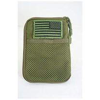 Condor Pocket Pouch with Removable US Flag Patch New Olive