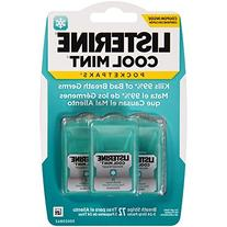 Listerine PocketPaks Breath Strips, Cool Mint, Value Pack,