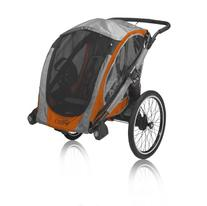 Baby Jogger POD Chassis, Orange/Gray