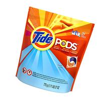 Tide Pods Ocean Mist Detergent, 31 Count