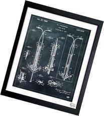 'pogo Stick 1959' Framed Art