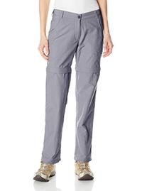 White Sierra Women's Sierra Point Convertible Pant , Stone,
