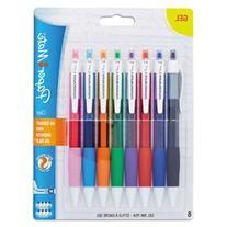 Paper Mate Medium Point Retractable Gel Pens, Assorted