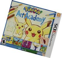 Pokemon Art Academy - 3DS
