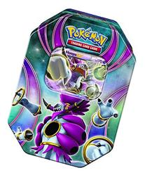 Pokemon Hoopa EX Power Beyond Fall Collector Tin 2015 Sealed