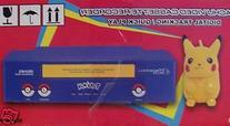 Pokemon Pikachu VCR Video Cassette Recorder with 19 Micron