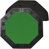 Trademark Poker 48-Inch 8-Player Octagonal Poker Tabletop