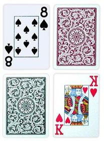 Copag Poker Size Jumbo Index 1546 Playing Cards