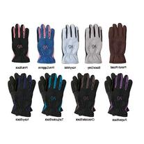Ovation Polar Suede Fleece Gloves Small Chocolate
