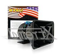 Xprite 100W 12V Police Siren 7 Tone PA System Electronic