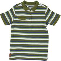 Ben Sherman Boys' Polo  - Pesto Marl - 4/5 Years