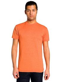 American Apparel Unisex Poly-Cotton Short Sleeve Crew Neck