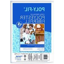 Poly-Fil Premium Polyester Fiberfill-12 Ounces FOB: MI