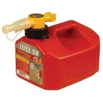 No-Spill 1-1/4-Gallon Poly Gas Can  - No-Spill LLC - 1415