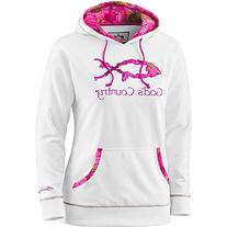 Legendary Whitetails Ladies White Poly Light Weight