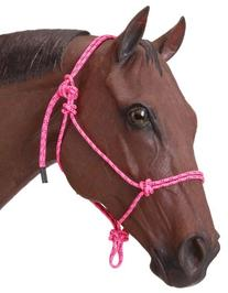 Tough 1 Poly Rope Tied Halter, Pink
