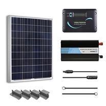 RENOGY 100 Watt 12 Volt Polycrystalline Solar Battery Ready