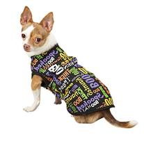 Casual Canine Polyester/Cotton Doggy Doodles Tee, Halloween