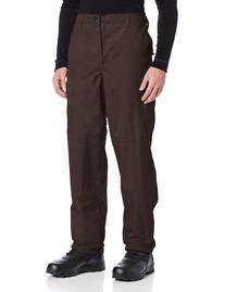 TRU-SPEC Men's Polyester Cotton Rip Stop BDU Pant, Brown,