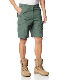 TRU-SPEC Men's 24-7 Polyester Cotton Rip Stop 9-Inch Shorts