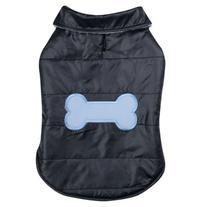 Casual Canine Polyester Snow Puff Dog Vest, X-Small, 10-Inch