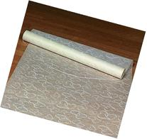 Fun Express Polyester Two Hearts Wedding Aisle Runner - 100