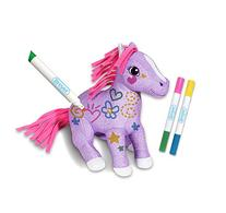 Pony Gals Scribbles Color and Wash Pony Plush Toy