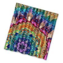 """POOKOO """"Beautiful Mandala Pattern"""" Personalized Custom 66"""" x"""