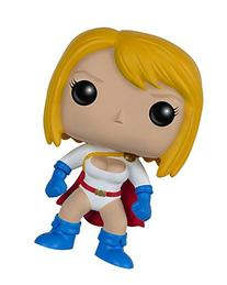 Funko POP Heroes: Power Girl Action Figure