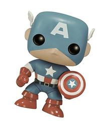 Funko POP Marvel: Captain America Sepia Tone 75th