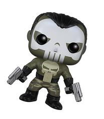 Funko POP Marvel: Nemesis Punisher Action Figure