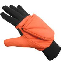 Heat Factory Pop-Top Mittens with Glove Liner for use with
