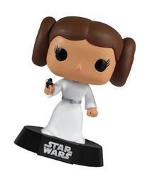 Funko POP Movie: Star Wars Princess Leia Bobble Head Vinyl