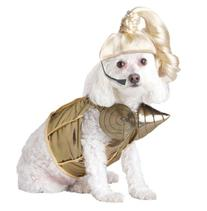 Pop Queen Dog Costume, Large, Gold