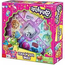 Shopkins Pop 'N' Race Game -- Classic Game with Shopkins