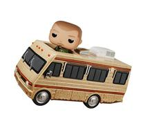 Funko POP Rides: Breaking Bad The Crystal Ship Action Figure
