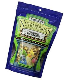 Lafeber's Popcorn Nutri-Berries for Cockatiels 4 oz bag