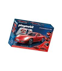 Playmobil Porsche 911 Carrera S Model Car-MULTI-One Size