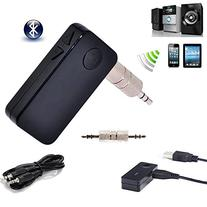 Leegoal Portable A2DP Wireless Bluetooth 3.0 Handsfree Car