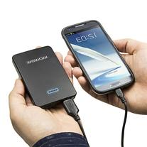 Magnasonic Portable 5000mAh Battery Backup Power Bank
