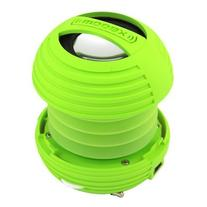 Mini Portable Capsule Speaker with Rechargeable Battery and