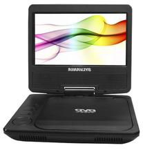 Sylvania Portable DVD Player SDVD7027-C, 7-Inch, Swivel