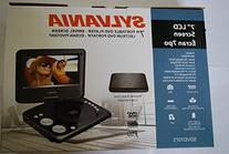 Sylvania Portable DVD Player. 7 Swivel Screen