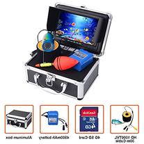 Portable Fish Finder Underwater Fishing Camera System Kit