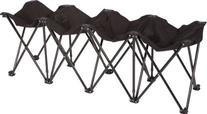 Trademark Innovations Portable Folding Sports Seater Bench