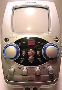 Memorex Portable Karaoke System - MKS8506