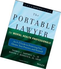 The Portable Lawyer for Mental Health Professionals An A-Z