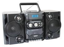 NAXA Electronics Portable MP3/CD Player with AM/FM Stereo